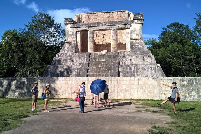 Private Full-day Chichen Itza and Valladolid Tour from Tulum