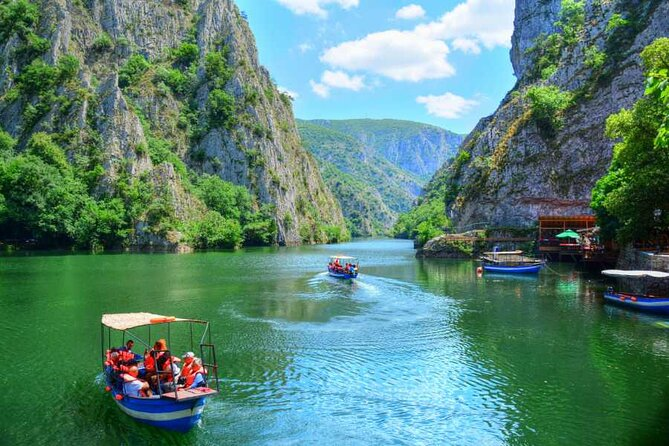 Private Tour of Canyon Matka and Vrelo Cave from Skopje