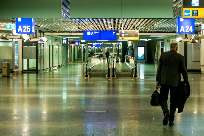 Airport Departure Transfer From Your Beirut Hotel
