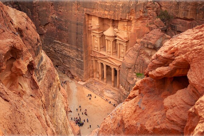 5-Days Private Tour of Jordan from Amman Airport