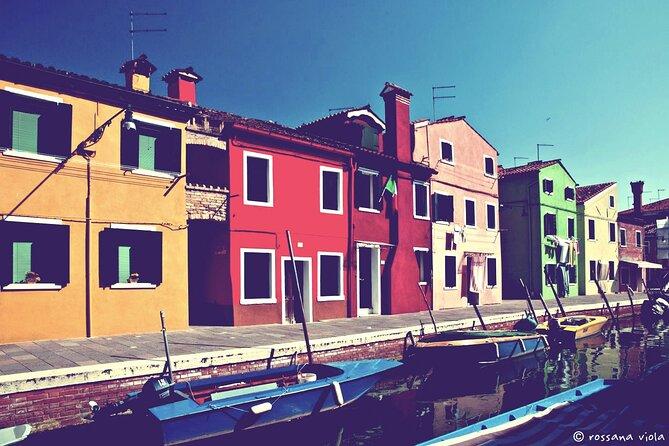 Venice and Islands: Luxury half day tour to Murano, Burano and Venice panoramas