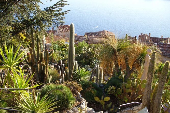 Full Day Tour in Eze Monaco and Monte-Carlo from Nice