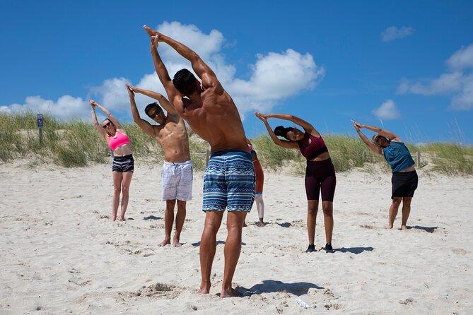 Beach Yoga Experience in South Beach