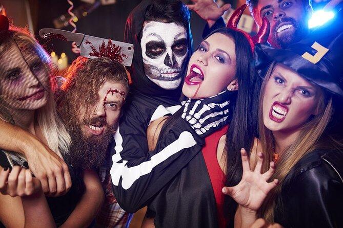 Halloween Latino Cruise on Sydney Harbour