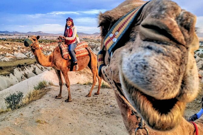 Deal Package : Cappadocia Full-day Red Tour & Camel Safari