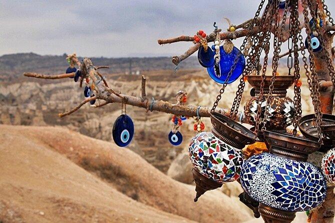 Deal Package : Cappadocia Red Tour + ATV Quad Bike Safari + Hot Air Balloon Tour