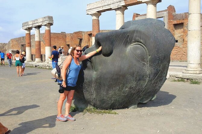 Naples and Pompeii All Day Trip from Rome by Train