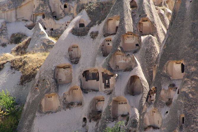 Deal Package : Cappadocia Full-day Red Tour & Hot Air Balloon Ride
