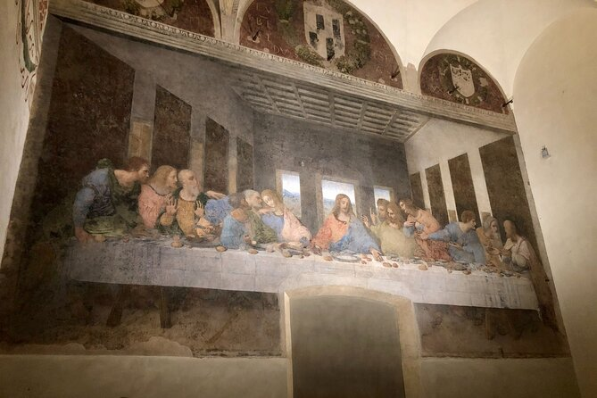 "Milan VIP Walking Tour and Da Vinci's ""Last Supper' visit"