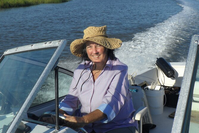 Private Sightseeing Boat Tour in Savannah