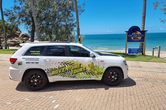 Private Bowen Jeep Adventure Tour