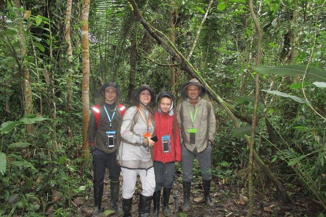 3-Days Wildlife Tour to the Tamshiyacu-Tahuayo Reserve at Curassow Amazon Lodge