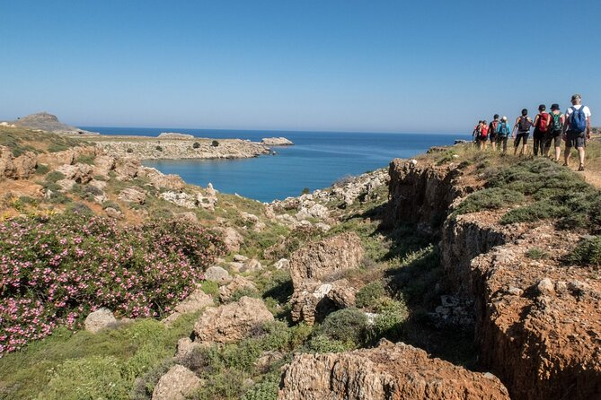 Excursion hiking for groups of 8 days on the island of Rhodes