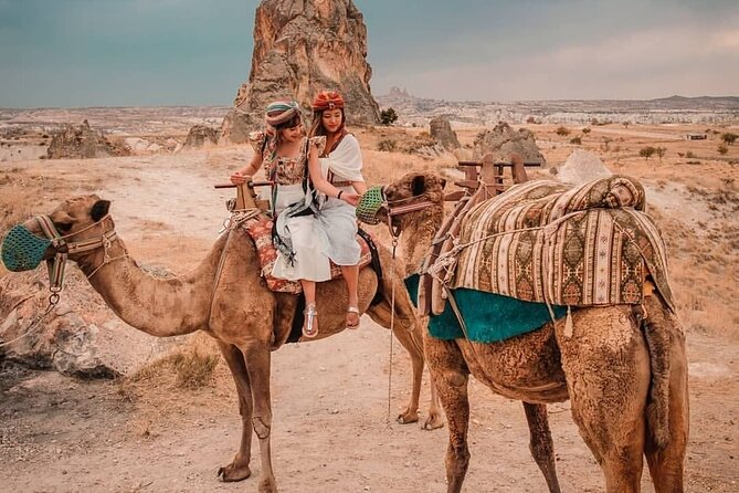 Deal Package : 2 Full-day Tours to Highlights of Cappadocia