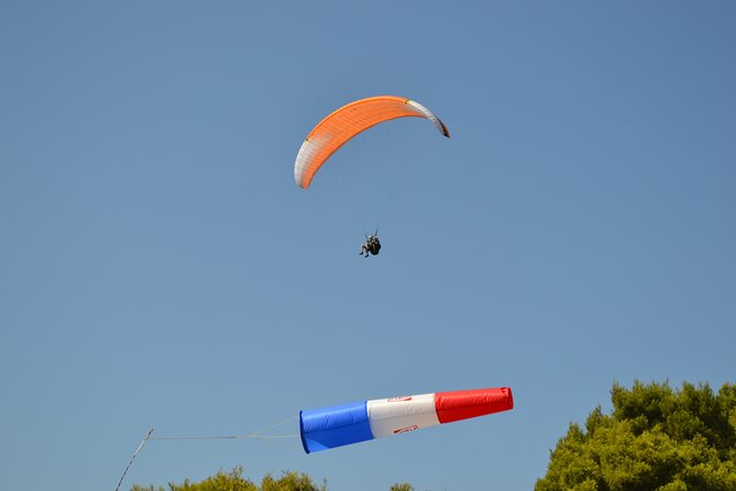 1-Hour Paragliding Tandem Flight in Corfu