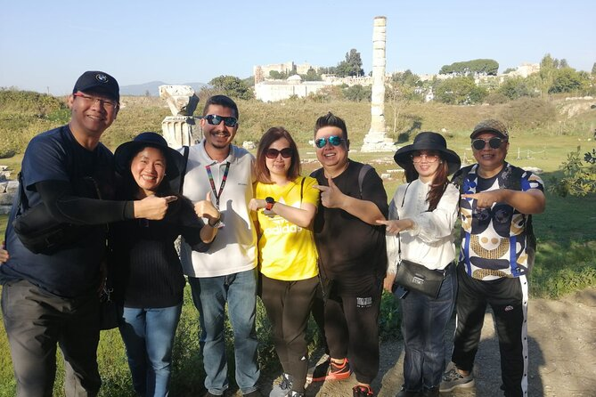 Ephesus Shuttle MINI ( Max. 10 pax ) Group Tour for Cruisers