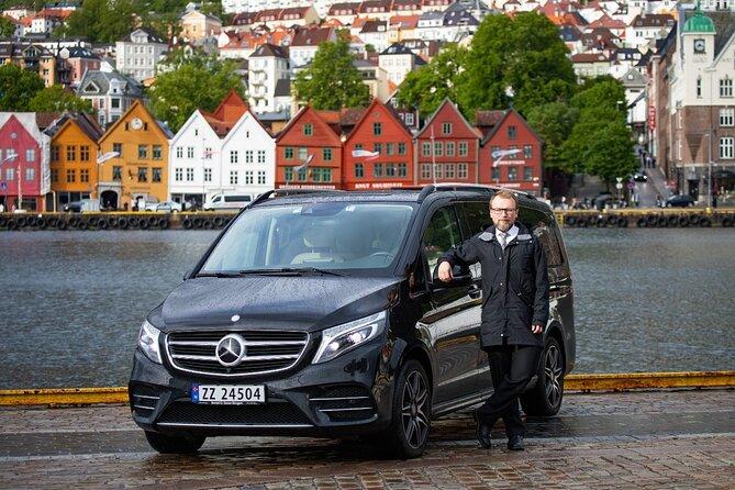 TRANSFER, LUXURY VAN 1-7 PAX: Bergen – Stavanger