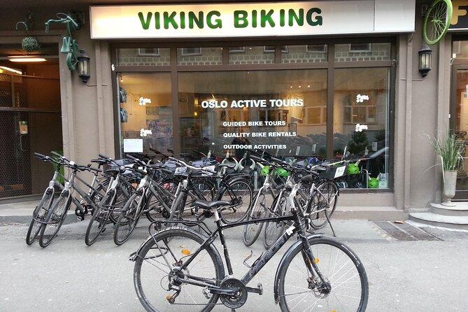 Fietsverhuur Oslo