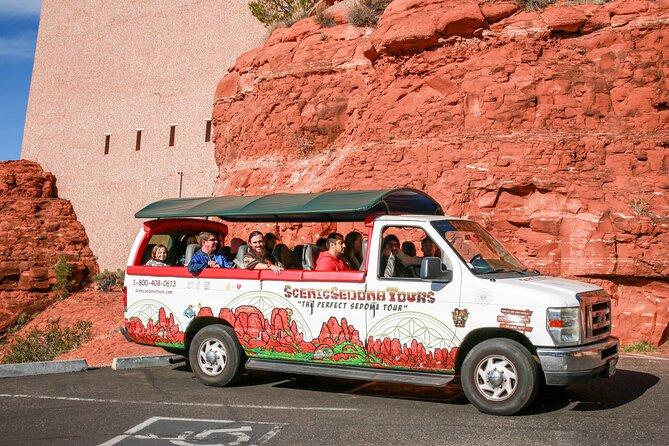 Half-day Sedona Sightseeing Tour