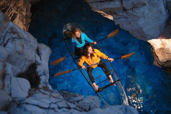 Medulin Transparent Kayak Night Experience