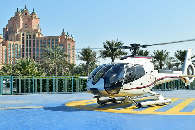 Premium Odyssey Helicopter Tour ( 45 Minutes Flight ) FIRST EXCURSION SIGNATURE