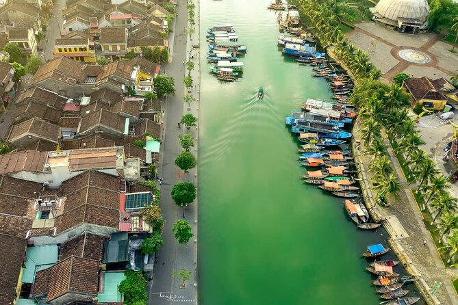 Hoi An Old Town og River Cruise