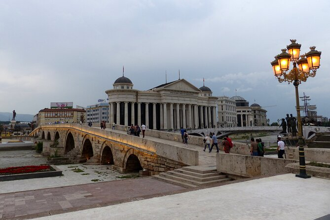 Private 4-Day Best of Macedonia Tour from Skopje