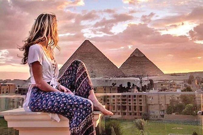 Giza pyramids quad bike camel ride from cairo giza hotels