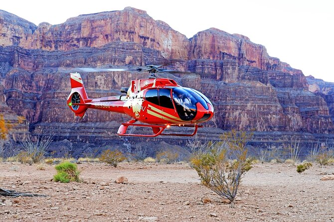 Grand Canyon West Rim Flightseeing Tour with Optional Heli, Boat & Skywalk