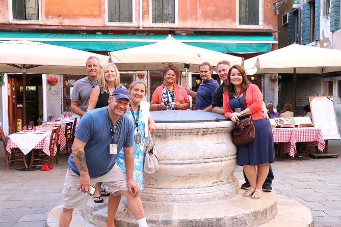 Venice in a Day Tour with St Mark's, Doge's Palace and Gondolas