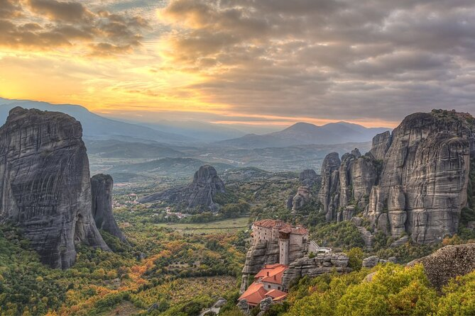Discover Meteora in a Day