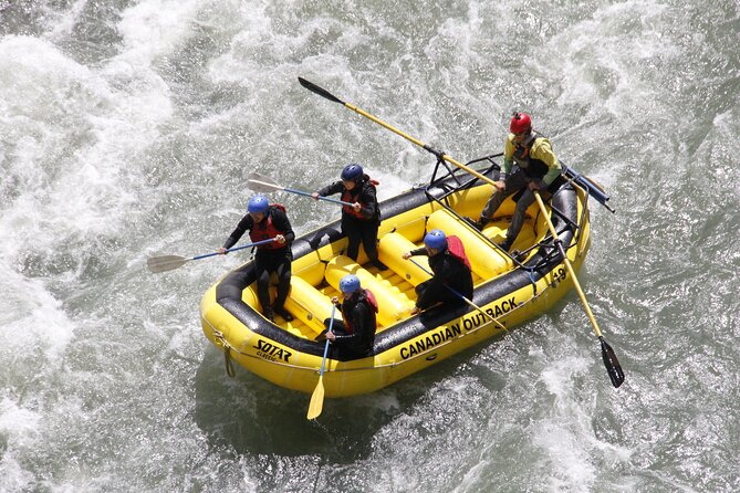 White Water Rafting Elaho River - Vancouver Departure