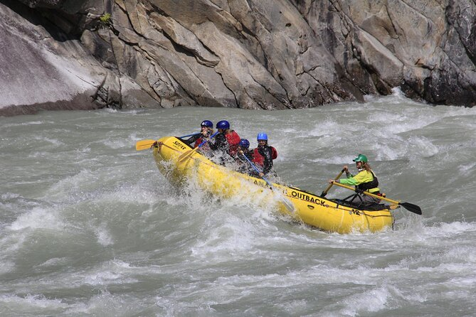 Private Elaho River Rafting Experience
