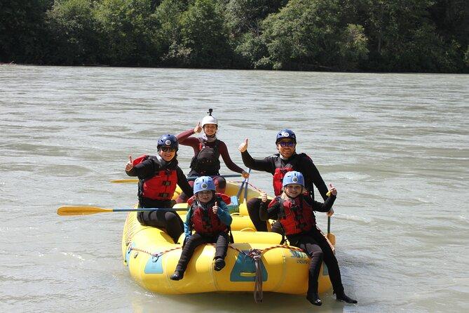 Family Friendly Cheakamus Splash Rafting- Squamish