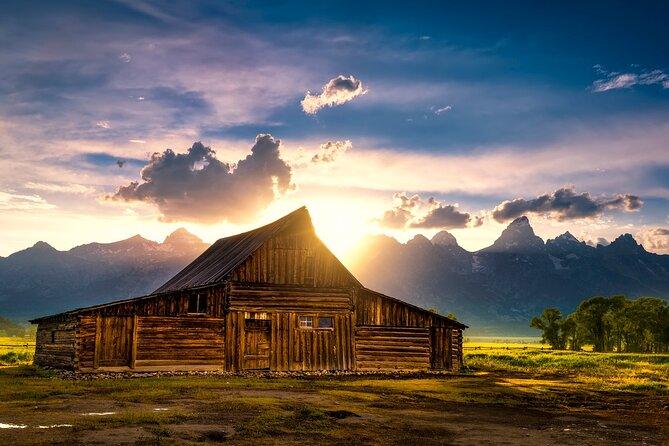 Luxury Private Grand Teton National Park Full-Day Tour