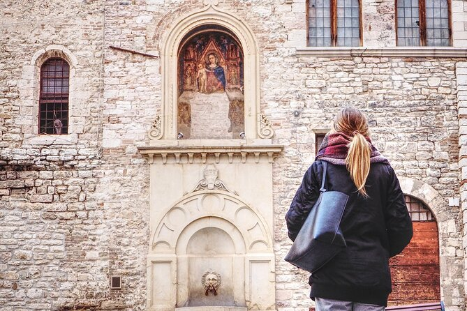 Private Walking Tour in Gubbio with Truffle Tasting