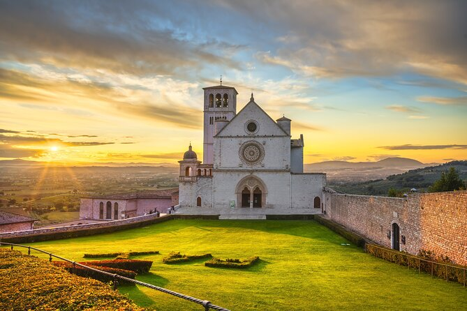 2 days Assisi and Gubbio Private tour with Truffle Tasting