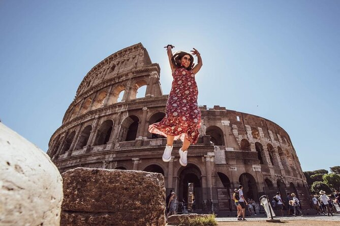 Private Full-Day Tour in Rome with Personal Photographer