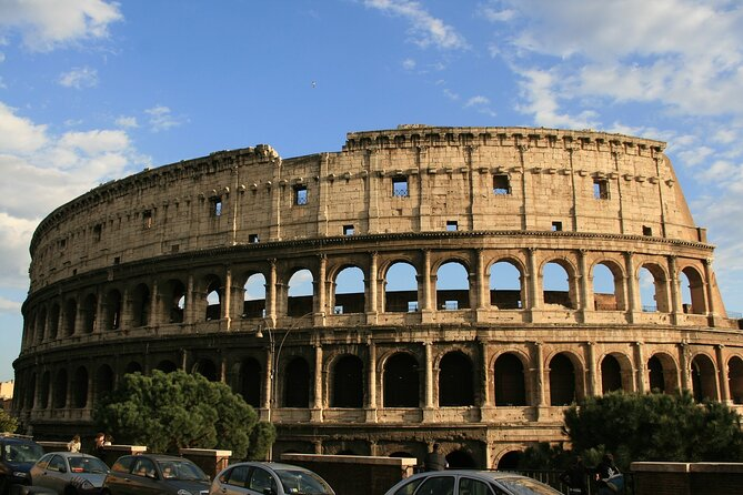 On the Roman steps: Historical Rome walking tour and Colosseum guided tour