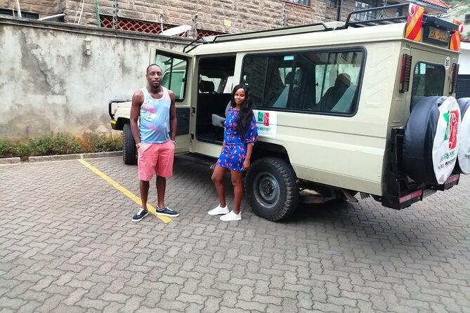 Safari In Nairobi Kenya National Park Half day Tour