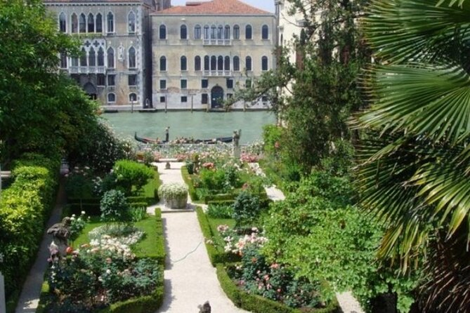Private Tour to the Hidden Gardens of Venice from Padua