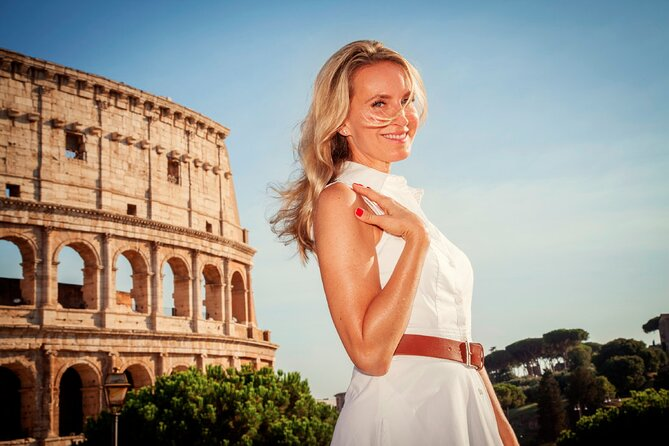 Private Vacation Photographer in Rome