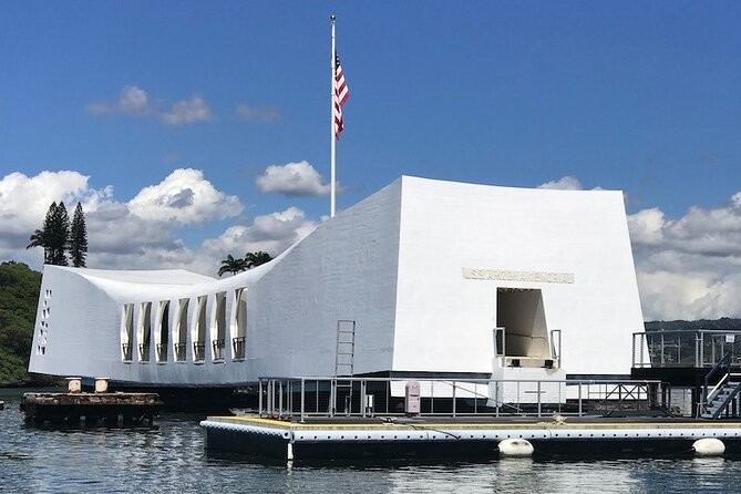 Visit the Arizona Memorial, USS Bowfin and USS Missouri with a Veteran