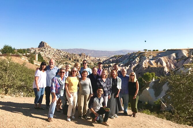 Full Day Cappadocia Tour with Homecooked Lunch