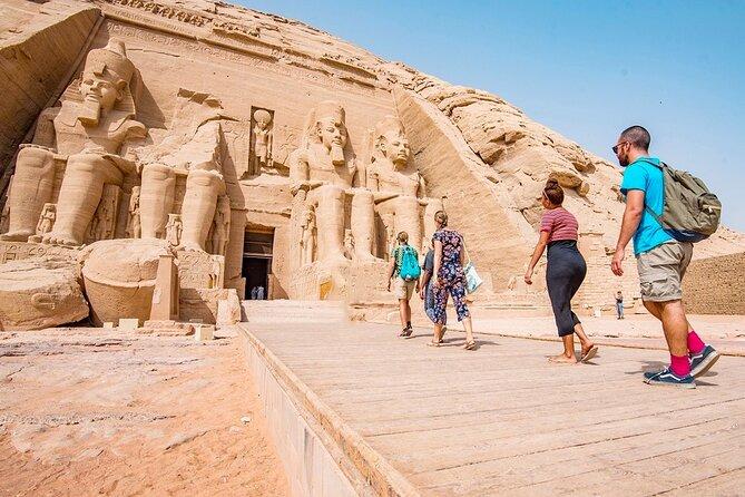 Tagesausflug nach Abu Submol aus Luxor