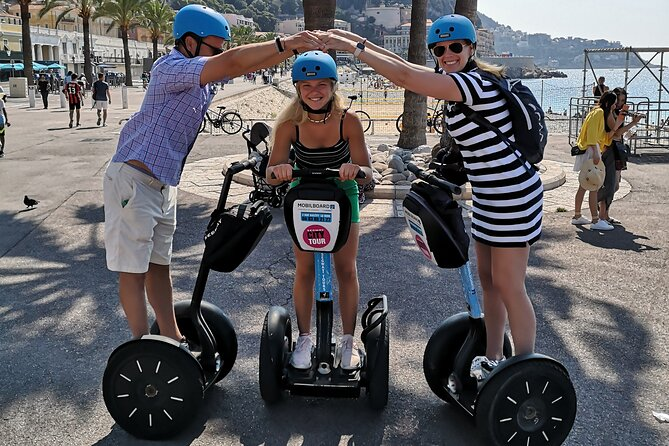 Private Sightseeing Tour Segway Nice - Discovery of the city or Big Tour