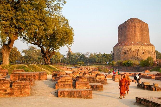 Private Half-Day Tour in Sarnath from Varanasi