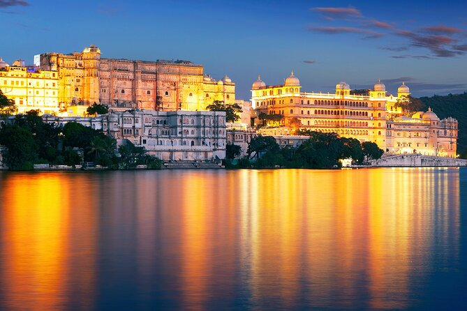 Full-Day Private Udaipur City Tour