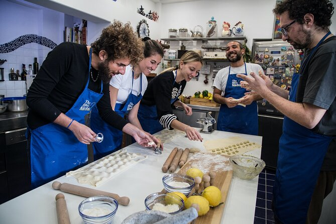 Private Cooking Class and Wine Pairing in Capri