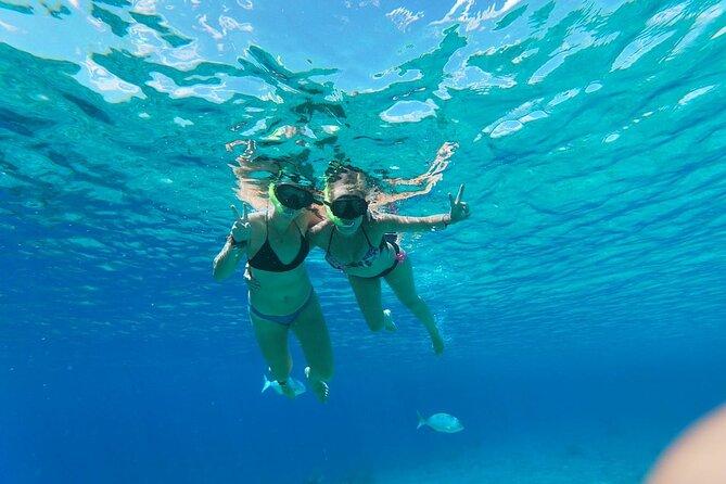 Snorkelling Adventure and Half Day Swim at Playa el Cielo